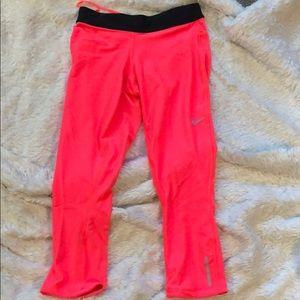 Worn Once Nike Dri-Fit workout pants